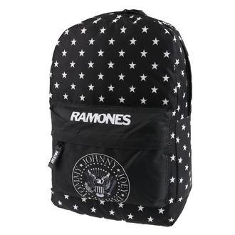 Hátizsák RAMONES - STAR SEAL - KLASSZIKUS, NNM, Ramones