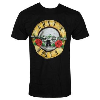 metál póló férfi Guns N' Roses - DISTRESSED BULLET - BRAVADO, BRAVADO, Guns N' Roses