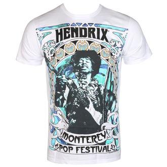 metál póló férfi Jimi Hendrix - MONTEREY '67 - BRAVADO, BRAVADO, Jimi Hendrix