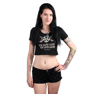 póló női - Irrensposible hate - BELIAL, BELIAL