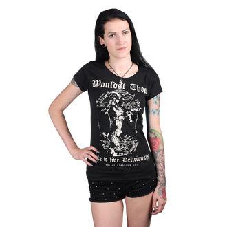 póló női - VVitch - BELIAL, BELIAL