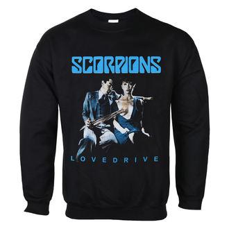pulóver (kapucni nélkül) férfi Scorpions - Lovedrive - LOW FREQUENCY, LOW FREQUENCY, Scorpions