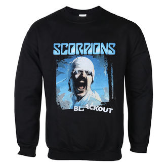 pulóver (kapucni nélkül) férfi Scorpions - Blackout - LOW FREQUENCY, LOW FREQUENCY, Scorpions