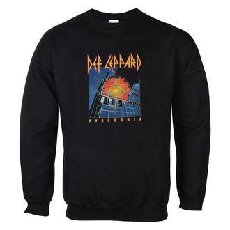 pulóver (kapucni nélkül) férfi Def Leppard - Pyromania - LOW FREQUENCY, LOW FREQUENCY, Def Leppard