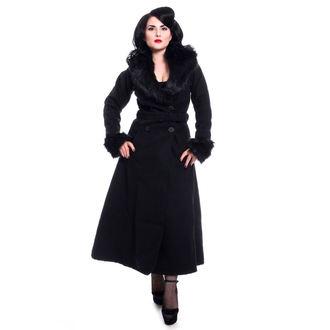 Rockabella női kabát- BIANCA - FEKETE, ROCKABELLA