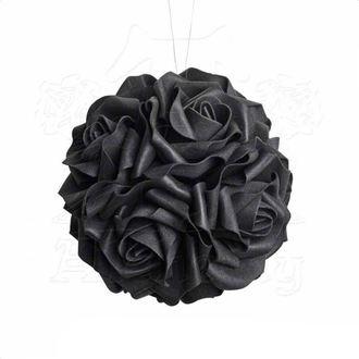 ALCHEMY GOTHIC Dekoráció - Black Rose, ALCHEMY GOTHIC