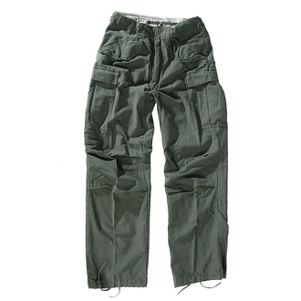 nadrág férfi M65 Pant NYCO washed - OLIVE, MMB