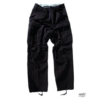 nadrág férfi M65 Pant NYCO washed - Black, MMB