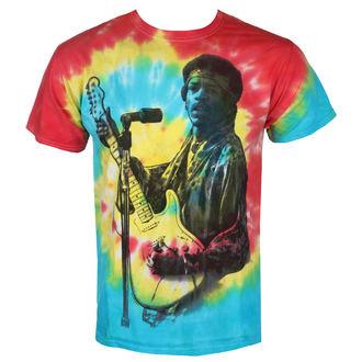 metál póló férfi Jimi Hendrix - RAINBOW SPIRAL - BRAVADO, BRAVADO, Jimi Hendrix