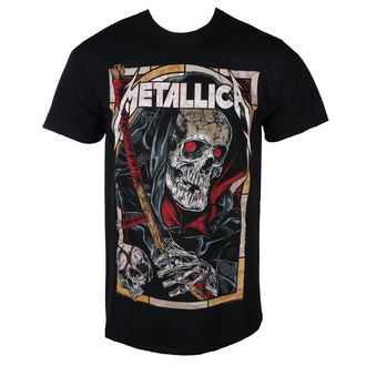 metál póló férfi Metallica - Death Reaper Black - NNM, NNM, Metallica