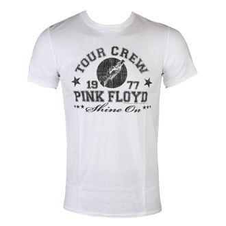 metál póló férfi Pink Floyd - tour crew 1977 - LOW FREQUENCY, LOW FREQUENCY, Pink Floyd