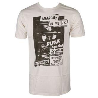 metál póló férfi Sex Pistols - 100 CLUB PUNK - BRAVADO, BRAVADO, Sex Pistols