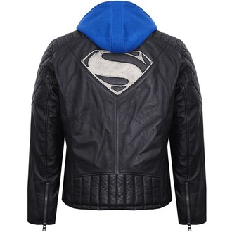 bőrdzseki Superman - BLACK - NNM, NNM