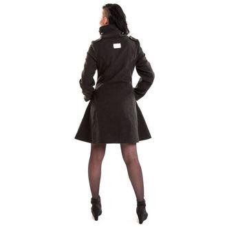 kabát női VIXXSIN - Necromancer - Fekete - SÉRÜLT, VIXXSIN
