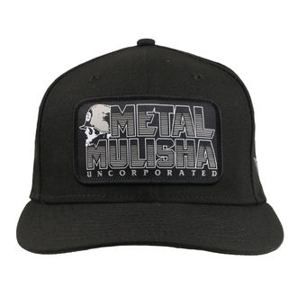 METAL MULISHA Sapka - JAIL BREAK BLK, METAL MULISHA