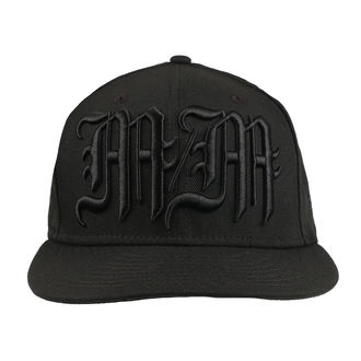METAL MULISHA Sapka - BLACK METAL BLK, METAL MULISHA