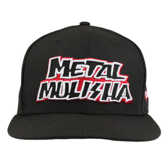 METAL MULISHA Sapka - STICK UP BLK, METAL MULISHA