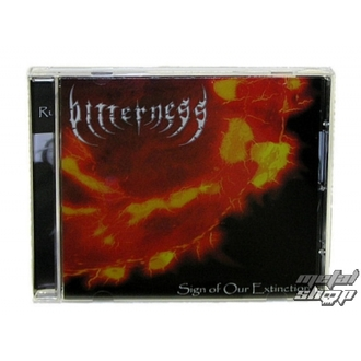 CD Bitterness 'Sign of Our Kihoflás 1', NNM, Bitterness