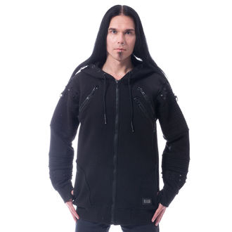 kapucnis pulóver férfi - CHROME - VIXXSIN, VIXXSIN