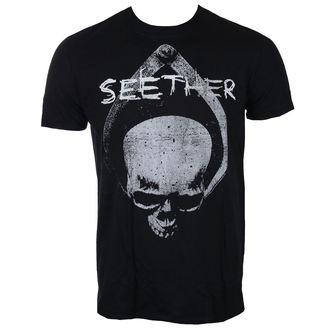 metál póló férfi Seether - SKULL - LIVE NATION, LIVE NATION, Seether