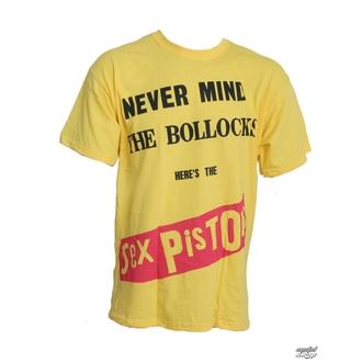 metál póló férfi Sex Pistols - LIVE NATION - LIVE NATION, LIVE NATION, Sex Pistols