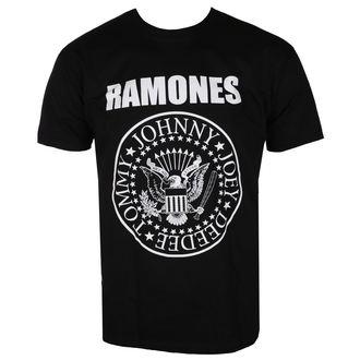 metál póló férfi Ramones - CREST - LIVE NATION, LIVE NATION, Ramones