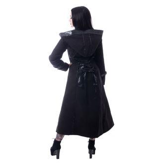 POIZEN INDUSTRIES Női kabát - CORVINA - FEKETE, POIZEN INDUSTRIES