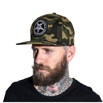 BLACK CRAFT Sapka - Believe In Yourself - Camo, BLACK CRAFT