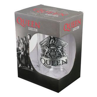 QUEEN Üvegpohár - GB posters, GB posters, Queen