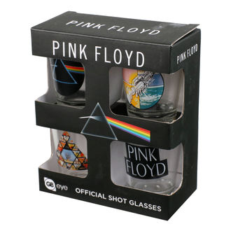 PINK FLOYD feles pohár készlet - GB posters, GB posters, Pink Floyd