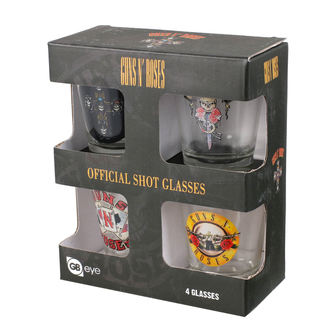 Guns N' Roses feles pohár készlet - GB posters, GB posters, Guns N' Roses