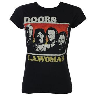 metál póló női Doors - LA Woman - ROCK OFF, ROCK OFF, Doors