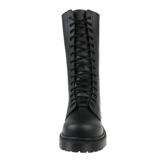 bőr csizma unisex - Black - ALTERCORE, ALTERCORE