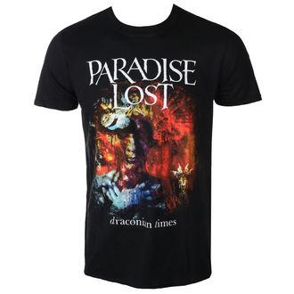 metál póló férfi Paradise Lost - DRACONIAN TIMES - PLASTIC HEAD, PLASTIC HEAD, Paradise Lost
