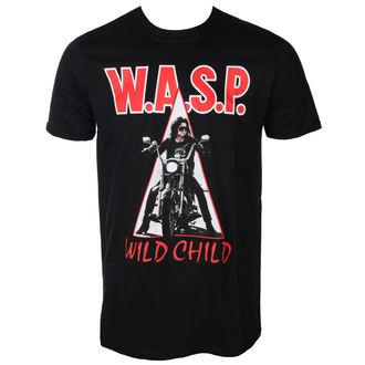 metál póló férfi W.A.S.P. - WILD CHILD - PLASTIC HEAD, PLASTIC HEAD, W.A.S.P.