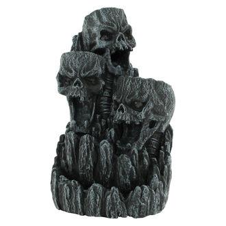 Skull Backflow Incense Tower Tömjén tartó, NNM