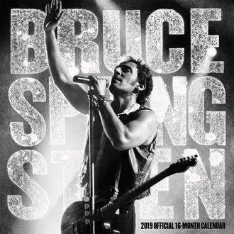 2019 BRUCE SPRINGSTEEN  Naptár, NNM, Bruce Springsteen