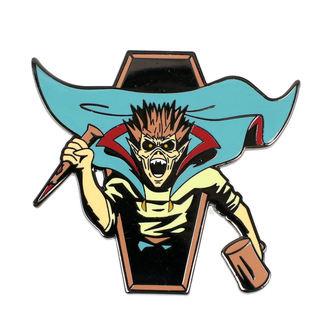 Iron Maiden Kitűző - Legacy of the Beast - Vámpír Vadász Eddie, Iron Maiden
