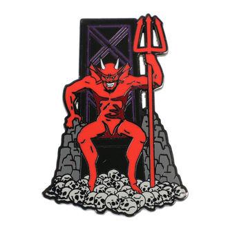 Iron Maiden Kitűző - Legacy of the Beast - A Vadállat, Iron Maiden