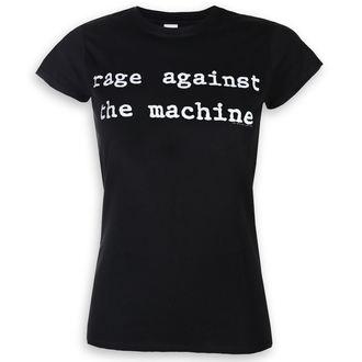 tričko dámské Rage Against The Machine - Molotov - Black, NNM, Rage against the machine