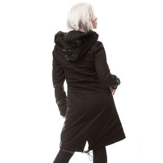 Poizen Industries női kabát - DARE - FEKETE, POIZEN INDUSTRIES