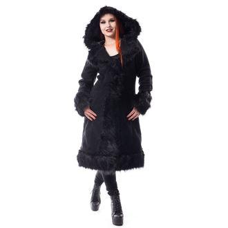 Poizen Industries Női kabát - DARK MASE - FEKETE, POIZEN INDUSTRIES