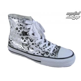 magasszárú cipő női Misfits - DRAVEN, DRAVEN, Misfits