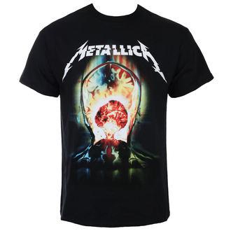 metál póló férfi Metallica - Exploded -, Metallica