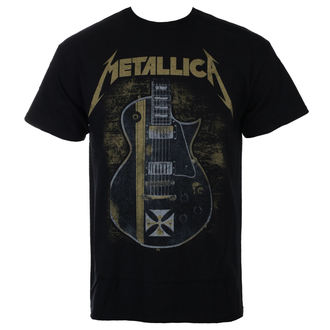 Metallica férfi póló - Hetfield Iron Cross