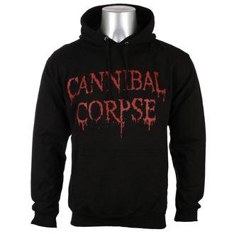 kapucnis pulóver férfi Cannibal Corpse - DRIPPING LOGO - PLASTIC HEAD, PLASTIC HEAD, Cannibal Corpse