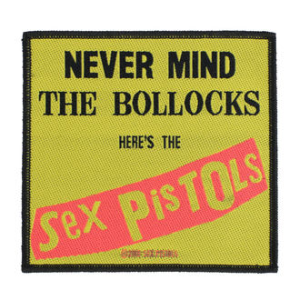Sex Pistols Felvarró - Nevermind The Bollocks - RAZAMATAZ, RAZAMATAZ, Sex Pistols