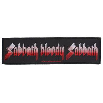 Black Sabbath Felvarró - Sabbath Bloody Sabbath - RAZAMATAZ, RAZAMATAZ, Black Sabbath