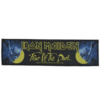 Iron Maiden Felvarró - Fear 01 The Dark - RAZAMATAZ, RAZAMATAZ, Iron Maiden