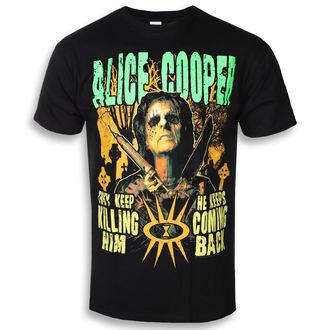 tričko pánské Alice Cooper - Graveyard - ROCK OFF, ROCK OFF, Alice Cooper